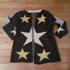 ALL STAR CARDIGAN(NWOT)